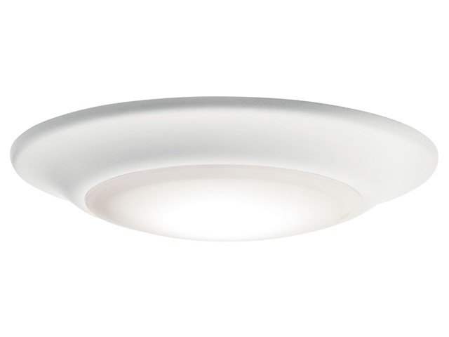 "Downlight Gen I 6"" 2700K LED Flush Mount White"