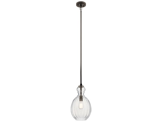 Riviera Pendant 1 Light Olde Bronze®