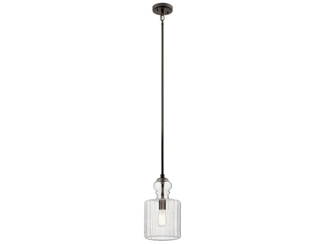 Riviera™ 1 Light Pendant Olde Bronze®