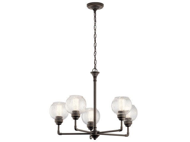 Niles 5 Light Chandelier Olde Bronze®