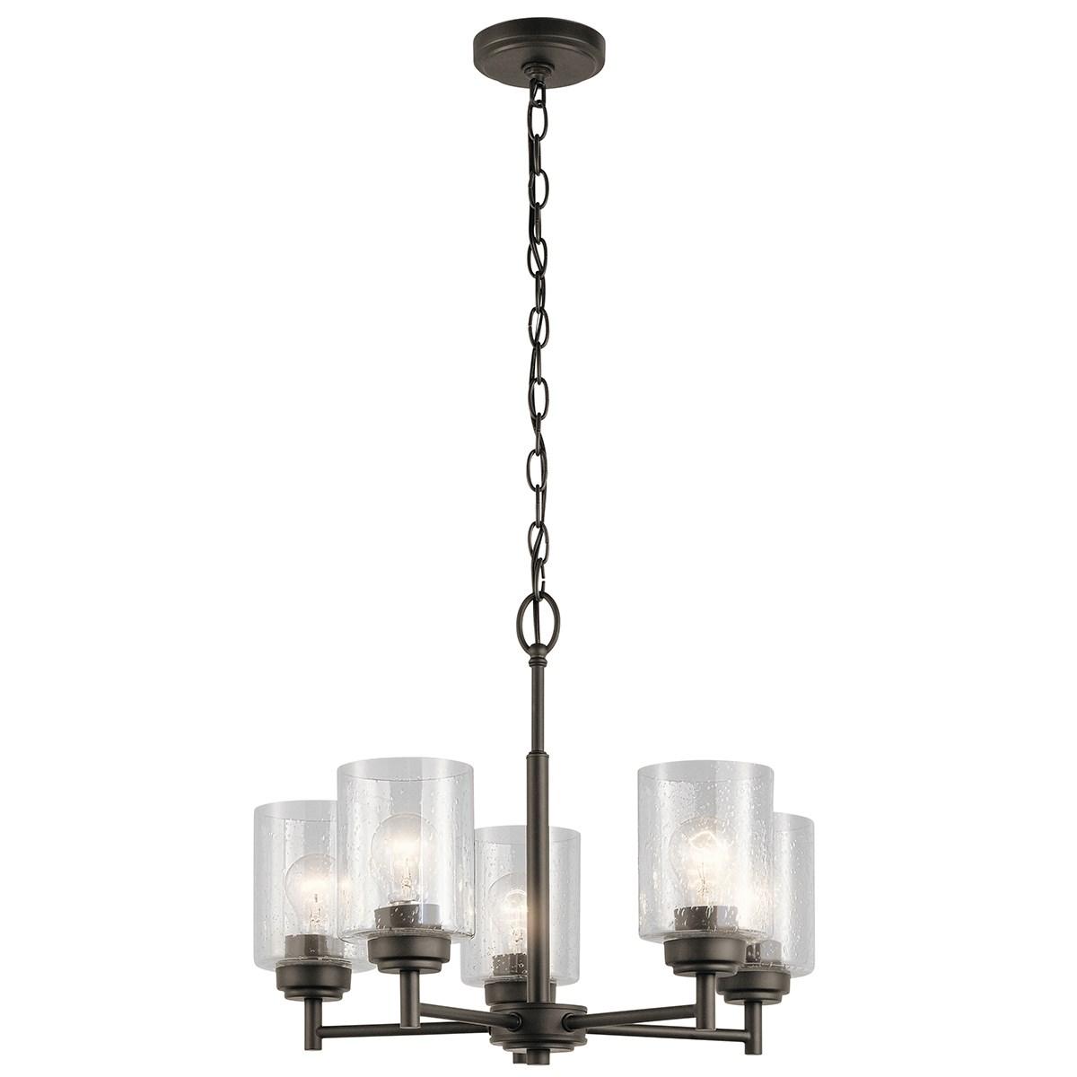 Www Kichler: Winslow™ 5 Light Chandelier Olde Bronze®