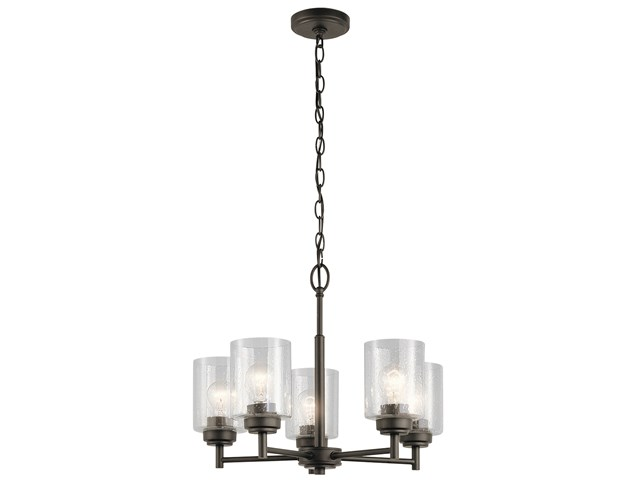 Winslow™ 5 Light Chandelier Olde Bronze®