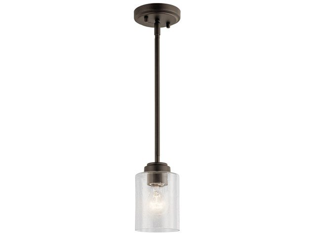 Winslow™ 1 Light Mini Pendant Olde Bronze®