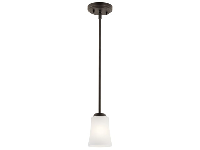 Tao 1 Light Mini Pendant Olde Bronze®