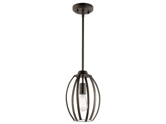 Tao 1 Light Pendant Olde Bronze®