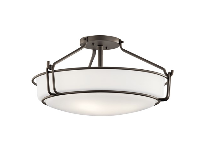 Alkire 4 Light Semi Flush Olde Bronze®