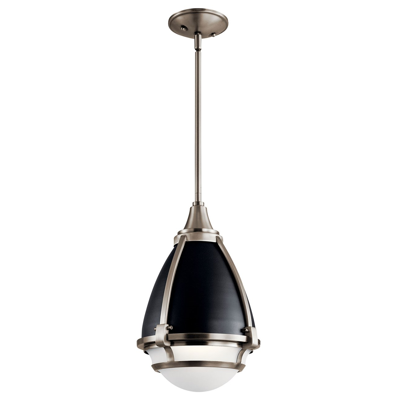 Ayra 1 Light Pendant Classic Pewter