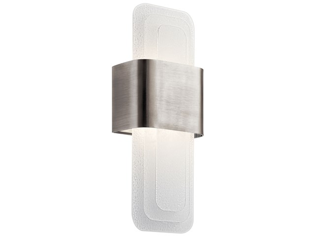 Serene LED Wall Sconce Classic Pewter