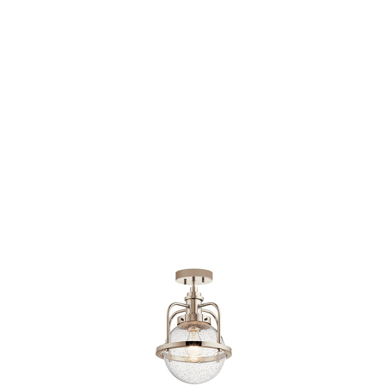 Triocent 1 Light Convertible Pendant Polished Nickel™