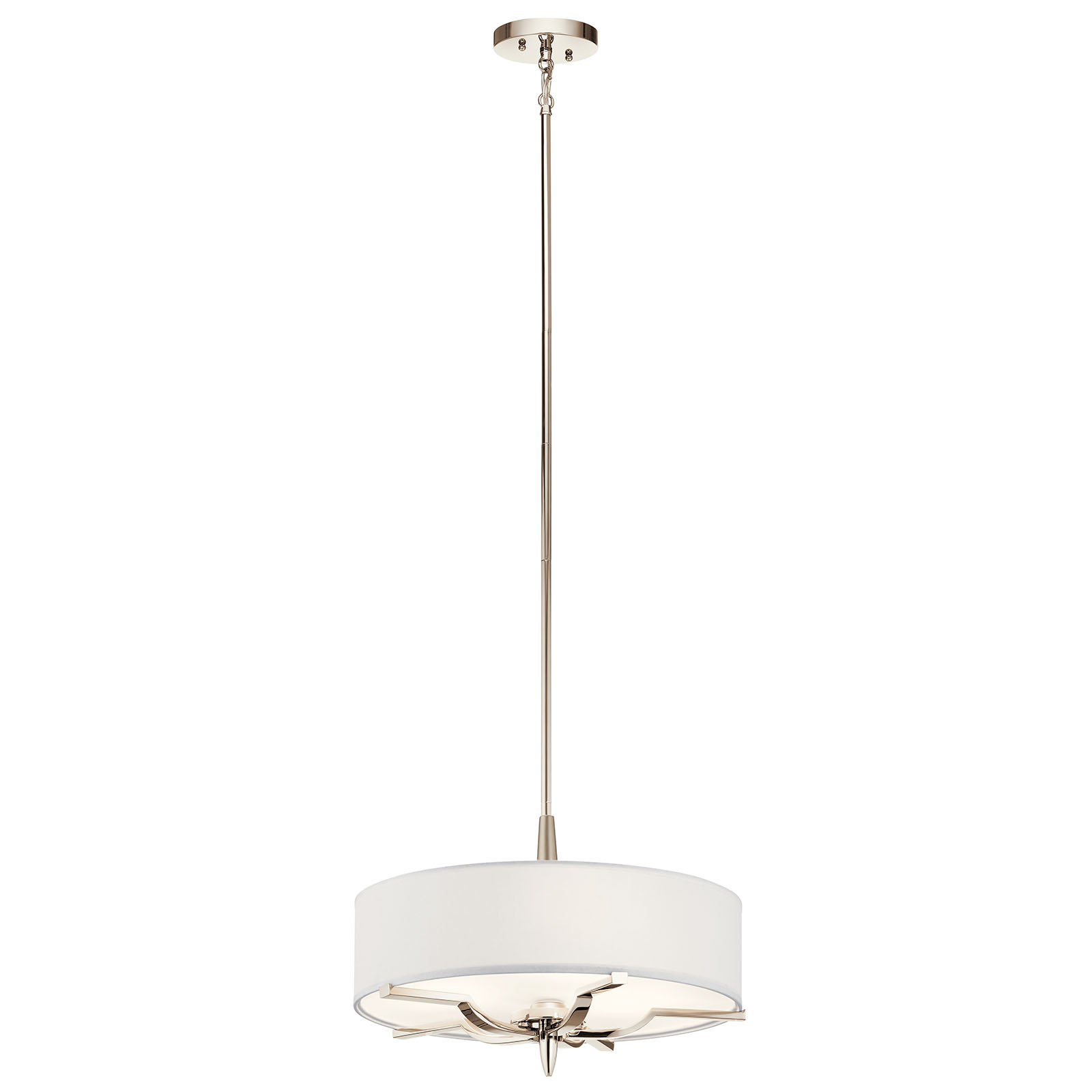 KIC 44313PN Pendant/Semi Flush 3Lt NEWSTOCK MAR 2019