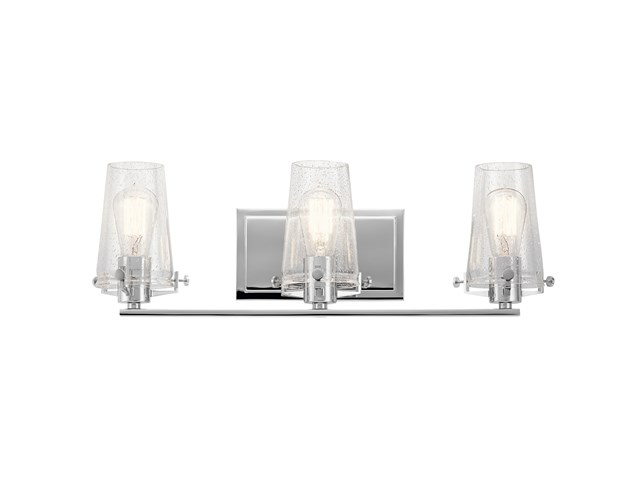 Alton™ 3 Light Vanity Light Chrome