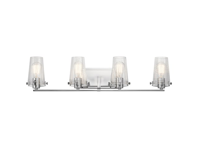 Alton 4 Light Vanity Light Chrome