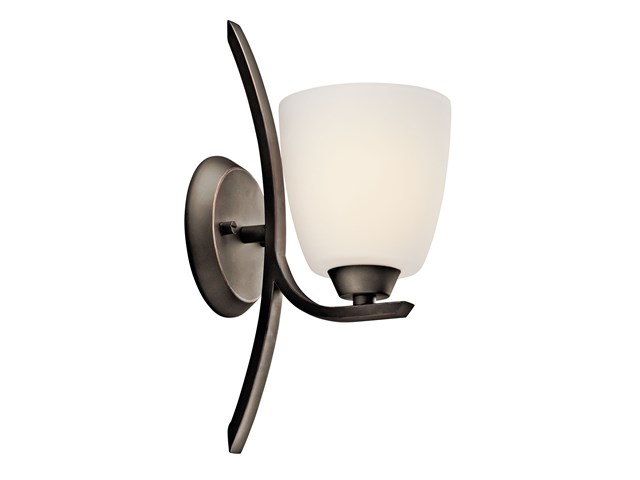 Granby 1 Light Wall Sconce Olde Bronze®