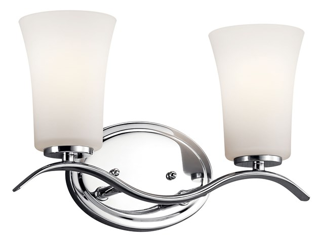 Armida™ 2 Light Vanity Light Chrome