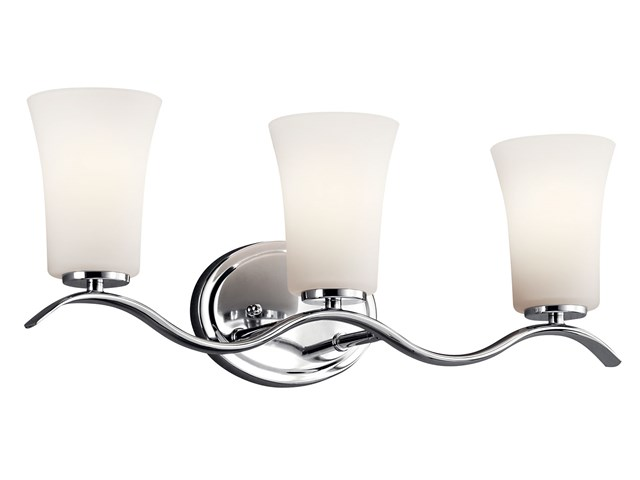 Armida™ 3 Light Vanity Light Chrome