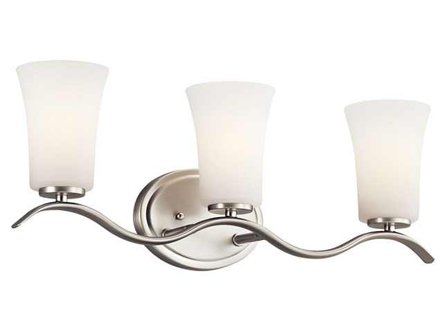Armida™ 3 Light Vanity Light Brushed Nickel