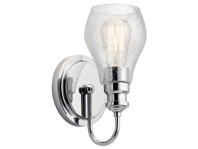Greenbrier™ 1 Light Wall Sconce Chrome