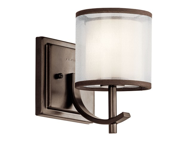 Tallie™ 1 Light Wall Sconce Mission Bronze