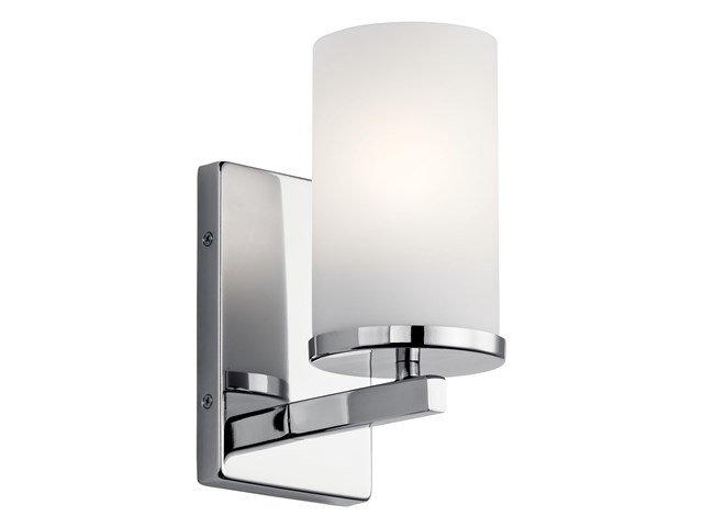 Crosby™ 1 Light Wall Sconce Chrome