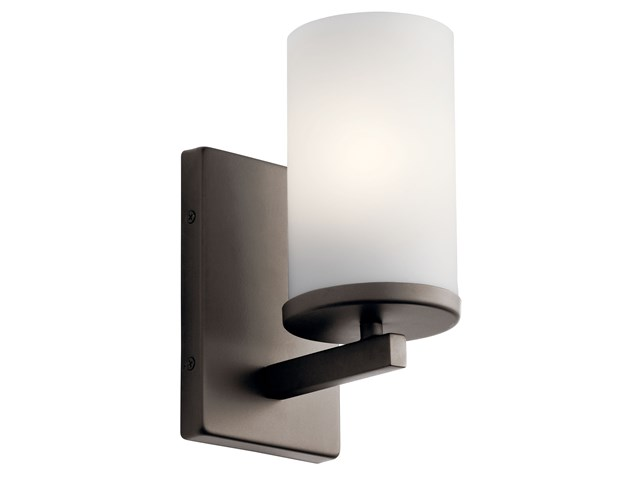 Crosby™ 1 Light Wall Sconce Olde Bronze®
