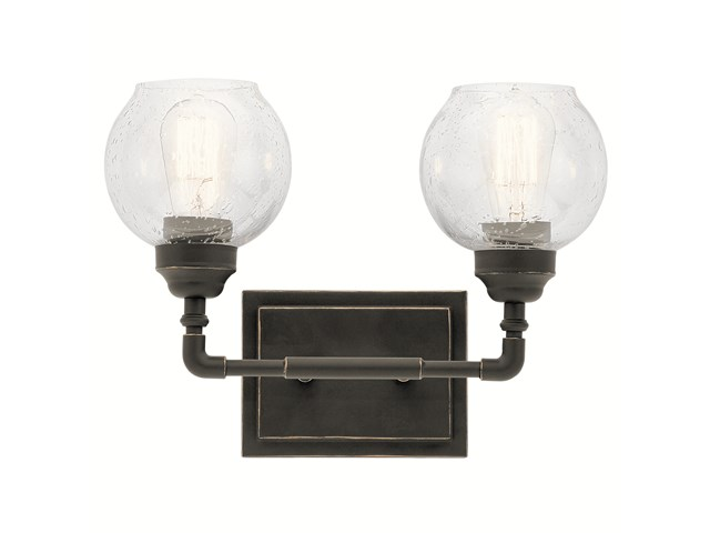 Niles 2 Light Vanity Light Olde Bronze®