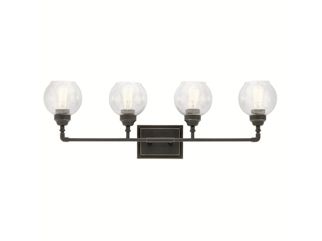 Niles 4 Light Vanity Light Olde Bronze®