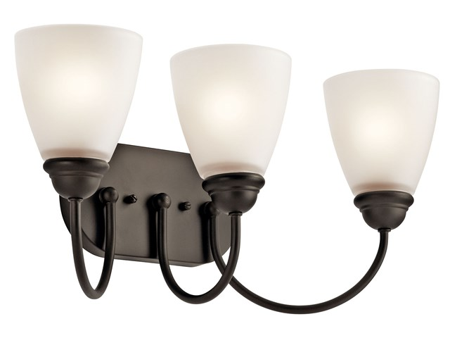 Jolie™ 3 Light Vanity Light Olde Bronze®