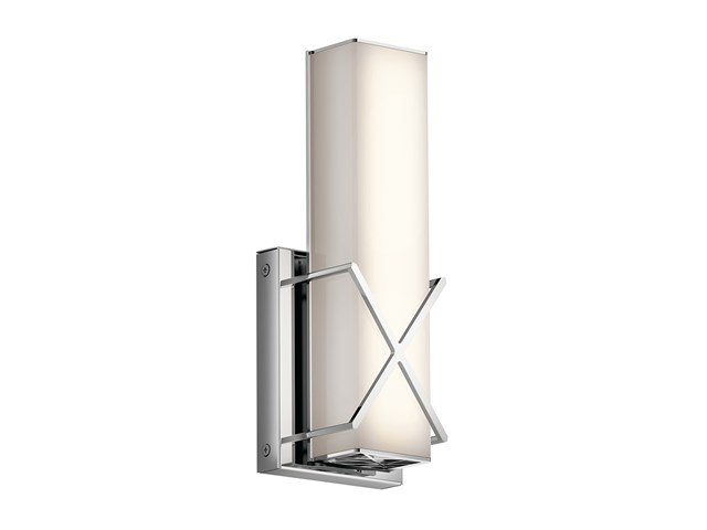 Trinsic LED Wall Sconce Chrome