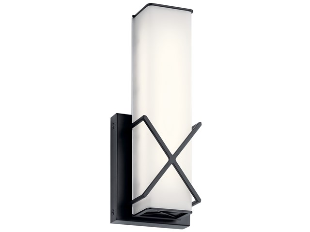 Trinsic™ LED Wall Sconce Matte Black