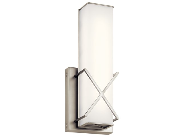 Trinsic™ LED Wall Sconce Nickel