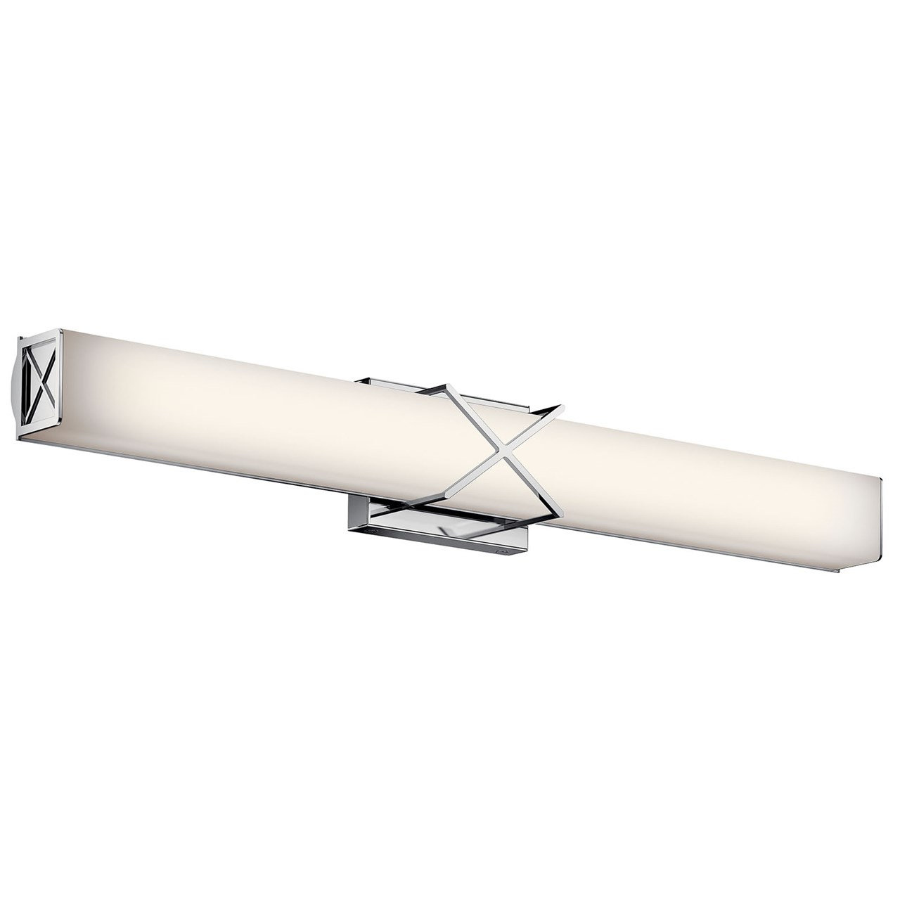"Trinsic 32"" LED Vanity Light Chrome"