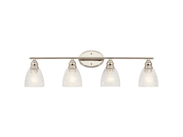 Karmarie 4 Light Vanity Light Polished Nickel™