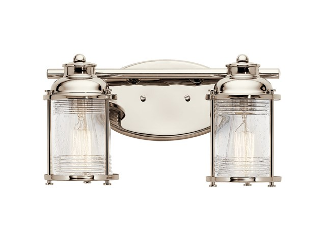 Ashland™ Bay 2 Light Vanity Light Polished Nickel™