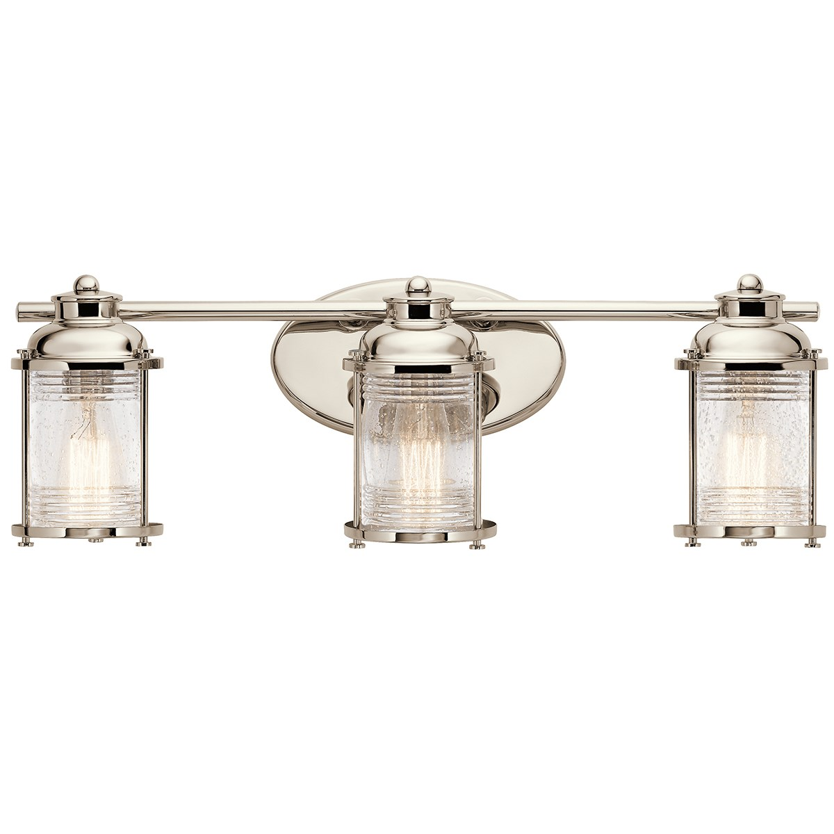 Ashland™ Bay 3 Light Vanity Light Polished Nickel™