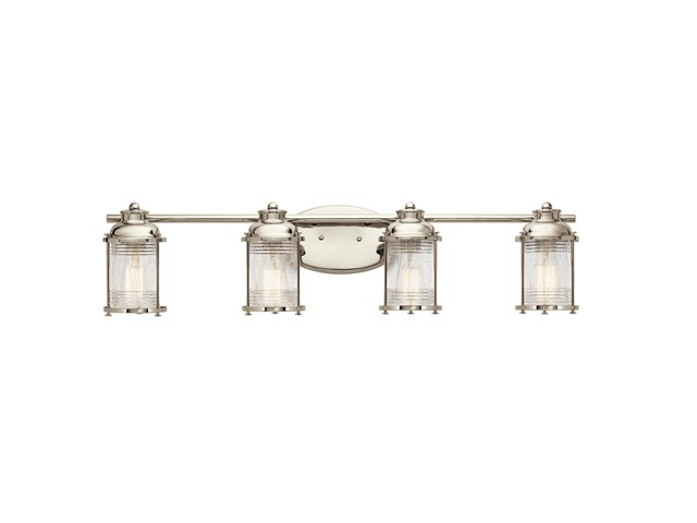 Ashland™ Bay 4 Light Vanity Light Polished Nickel™