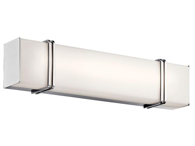 """Impello 24"""" Linear LED Vanity Light Olde Bronze®"""