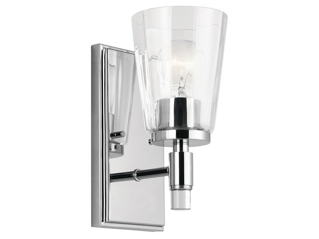 Audrea™ 1 Light Wall Sconce Chrome