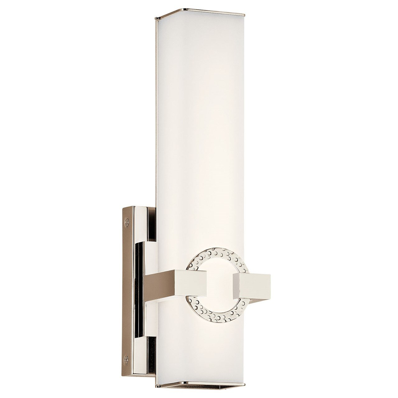 "Bordeaux 13"" LED Wall Sconce Polished Nickel™"