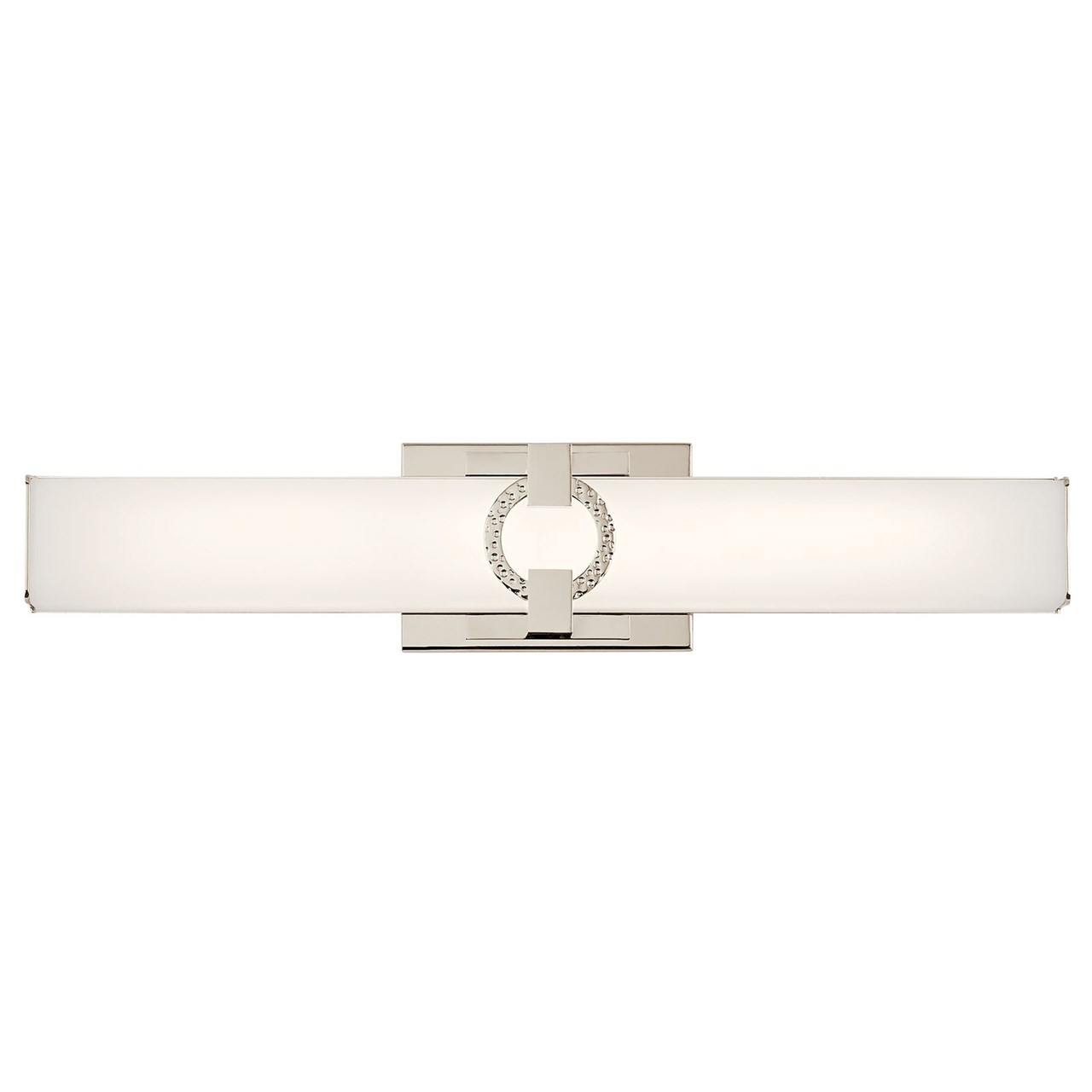 "Bordeaux 22"" LED Linear Vanity Light Polished Nickel™"