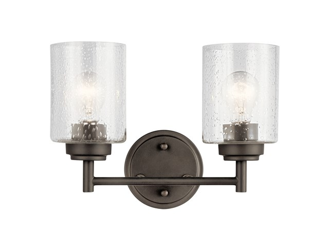 Winslow™ 2 Light Vanity Light Olde Bronze®