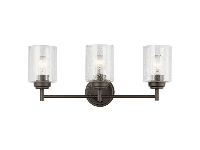 Winslow™ 3 Light Vanity Light Olde Bronze®