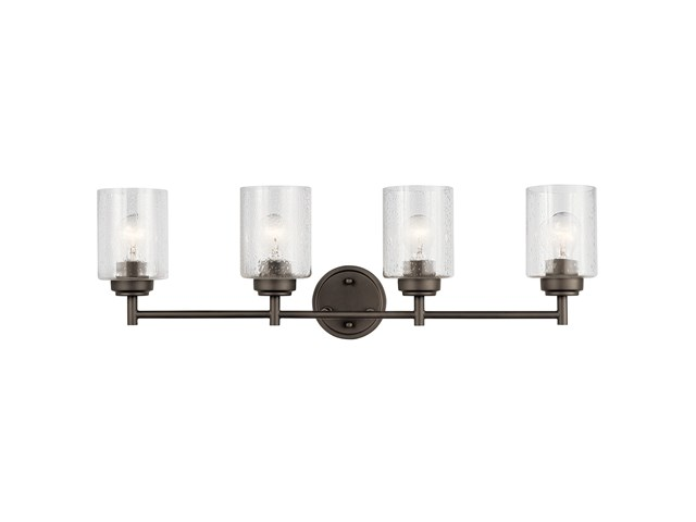 Winslow™ 4 Light Vanity Light Olde Bronze®