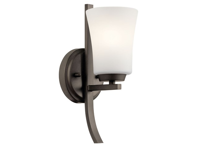 Tao 1 Light Wall Sconce Olde Bronze®