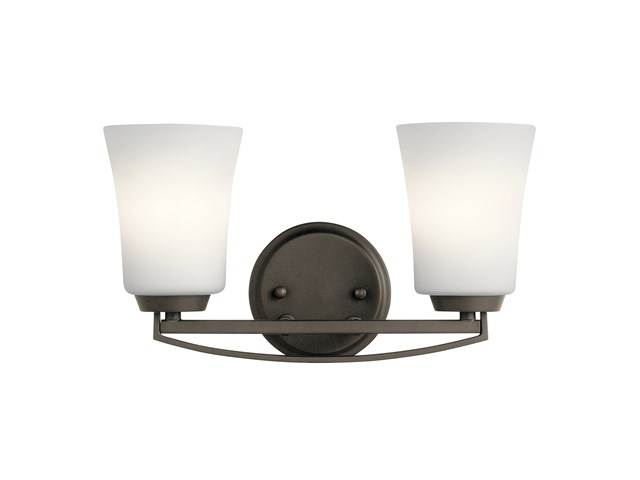 Tao 2 Light Vanity Light Olde Bronze®