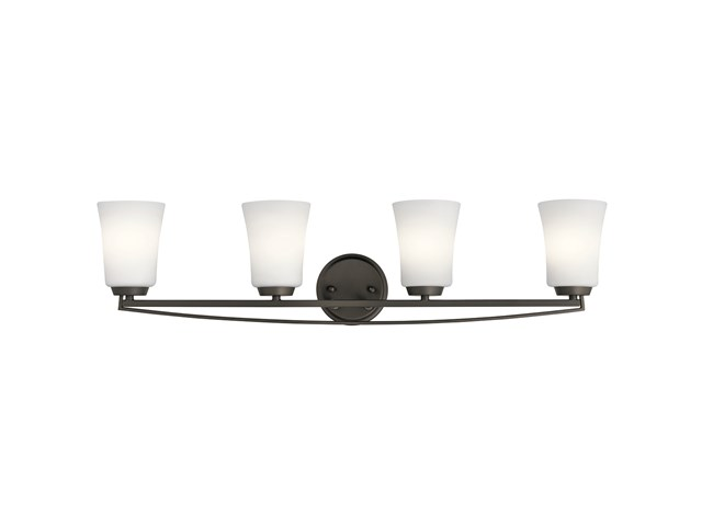 Tao 4 Light Vanity Light Olde Bronze®