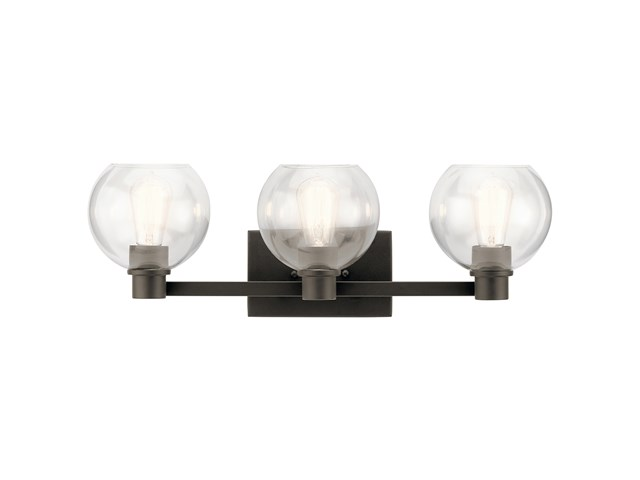 Harmony 3 Light Vanity Light Olde Bronze®