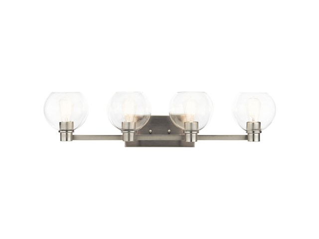 Harmony 4 Light Vanity Light Brushed Nickel