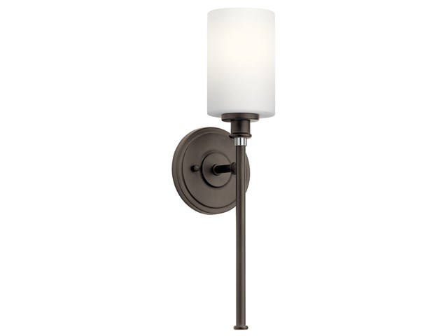 Joelson™ 1 Light Wall Sconce Olde Bronze®