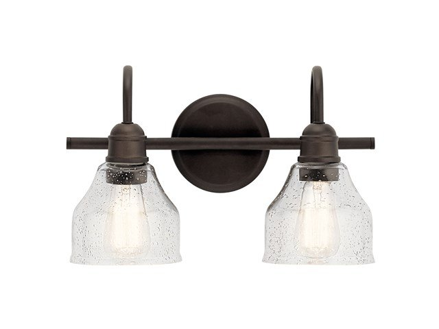 Avery™ 2 Light Vanity Light Olde Bronze®