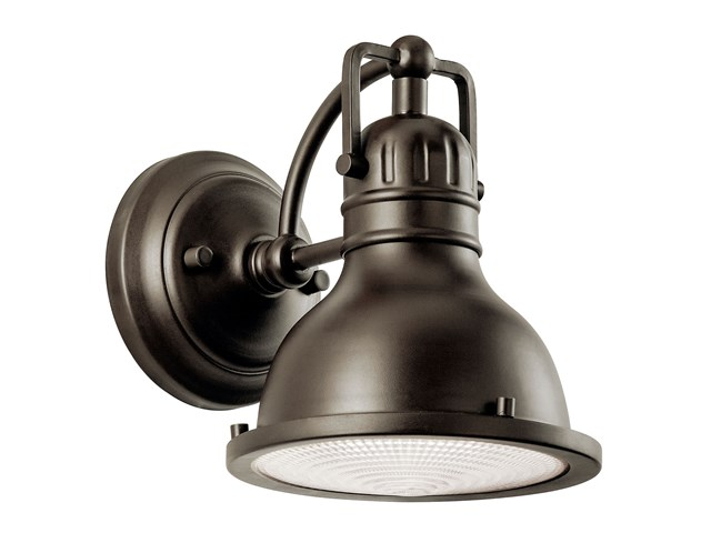 "Hatteras Bay 8"" 1 Light Wall Light Olde Bronze®"